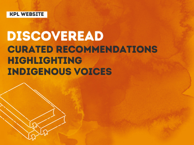 Curated Recommendations Highlighting Indigenous Voices